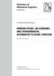 modern steam - an economic and environmental ... - Hsw-basel.ch