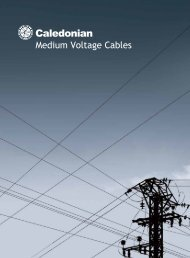 Medium Voltage Cables