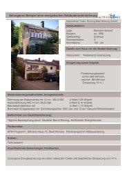 Referenzliste Brüning GmbH - Alt-bau-neu.de