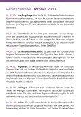 Gebetsheft 4. Quartal 2013 - Deutsche Evangelische Allianz - Seite 7