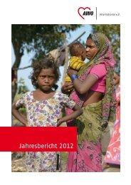Jahresbericht 2012 - AWO international