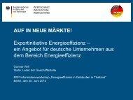 Das Angebot der Exportinitiative Energieeffizienz (pdf, 1.18 MB ... - GIZ