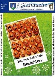 April / 2013 - Höchen