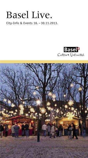 Events - Basel Live