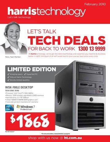 Download - Harris Technology