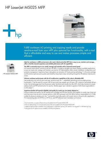 IPG Commercial MFP datasheet 4P - OK-beint