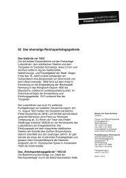 Das ehemalige Reichsparteitagsgelände - Museen der Stadt ...