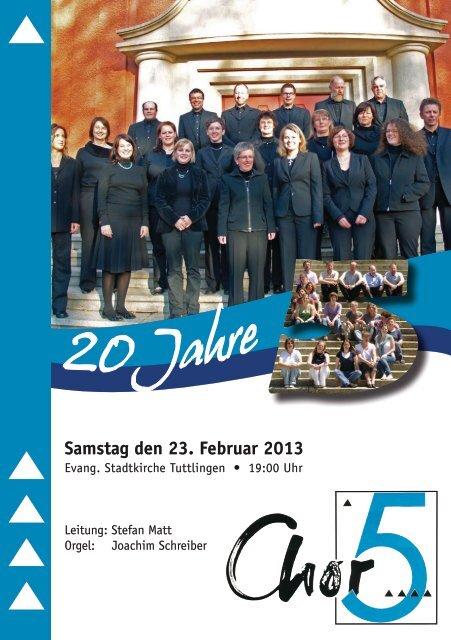 20Jahre - Chor5
