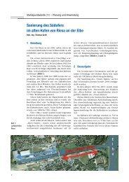 Neubau Südufer Alter Hafen Riesa