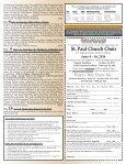 choir tour). - Catholic Web - Page 3