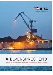 VIELversprechend - HTAG Häfen und Transport AG