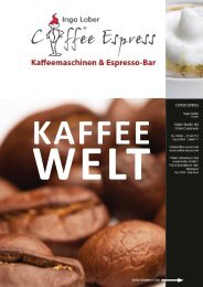 Download this publication as PDF - Coffee Espress
