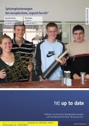 htl up to date 50.pdf - HTL Braunau