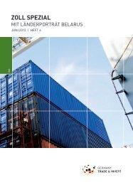 Kostenloses Ansichtsexemplar - Germany Trade & Invest