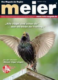 """Alle Vögel sind schon da"" - easyCatalog - look out crossmedia"