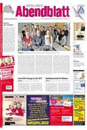 Dieser Lehrer sollte Schule machen - Berliner Abendblatt