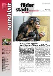 Amtsblatt KW 36.pdf - Stadt Filderstadt