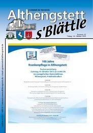 KW 42/2013 - Althengstett