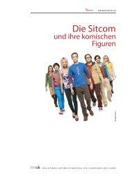 Die Sitcom und ihre komischen Figuren - filmABC