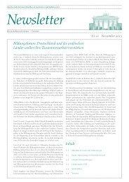 Ghorfa Newsletter 11/2013