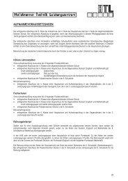 Infobroschüre 2007/08 - Stand 16.11.2007