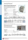 Infos/Preise Frostschutz - HTS System AG - Seite 7