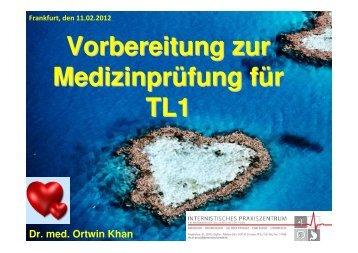 Ortwin Khan Tauchmedizin TL1