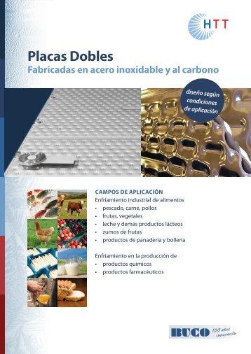 Folletos del producto BUCO Placas Dobles - Htt-ag.com