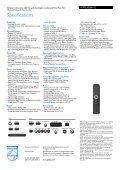 47PFL5038K/12 Philips 3D Smart Ultra Slim LED TV ... - 1000 Ordi - Page 3