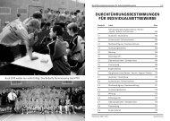 durchführungsbestimmungen für individualwettbewerbe