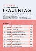 Internationalen Frauentag - Cinema Paradiso - Seite 2