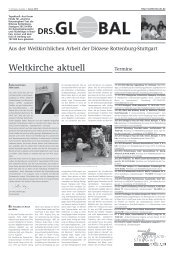 DRS.GLOBAL Januar 2013 - Rottenburg-Stuttgart