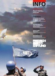 FES-Info 2013, Nr. 1 - Bibliothek der Friedrich-Ebert-Stiftung