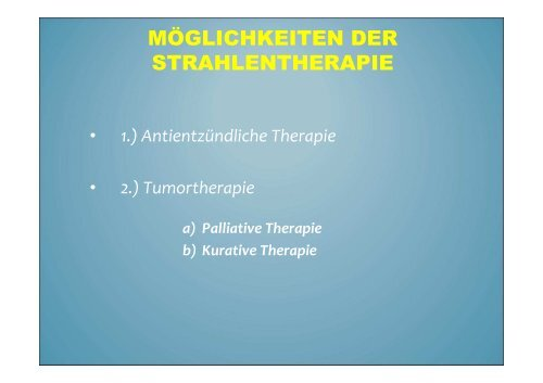 Knochenmetastasen - PAINCOURSE
