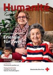 Nr. 1/2013 - Humanité