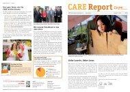 CAREReport - CARE Deutschland e.V.