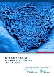 HIPs - Helmholtz-Zentrum für Infektionsforschung