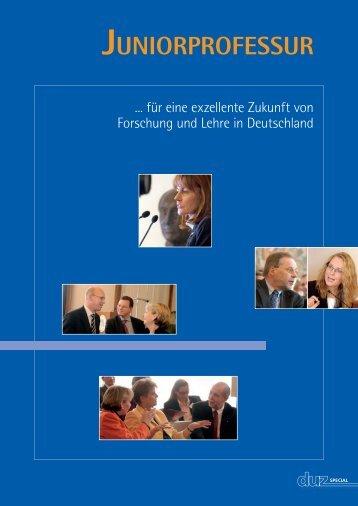 JUNIORPROFESSUR - Humboldt-Universität zu Berlin