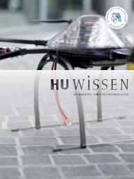 hu wissen 1 (pdf) - Humboldt-Universität zu Berlin