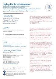 Kurz und knapp: Die wichtigsten Hinweise zum Ausdrucken (PDF)