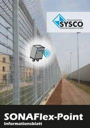 Sonaflex+Point PDF - SYSCO Sicherheitssysteme GmbH