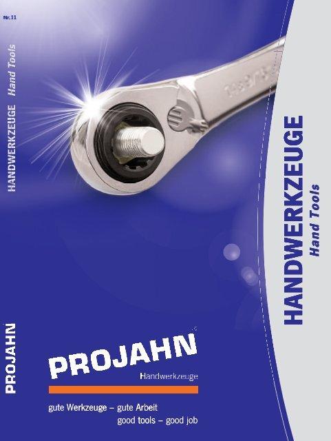 Projahn 1//4 Inch Deep Socket Hexagonal 3//16 Inch 100503