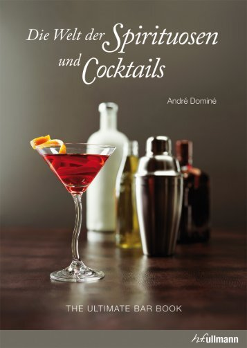 Die Welt der Spirituosen und Cocktails