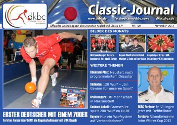 Classic-Journal Nr. 120 - DKBC