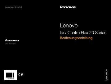 Verwendung des E-Dice - Lenovo