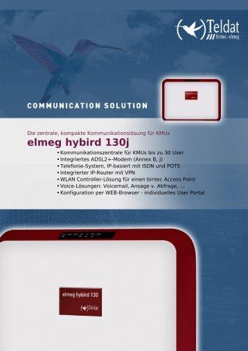 elmeg hybird 130j - Bechtle