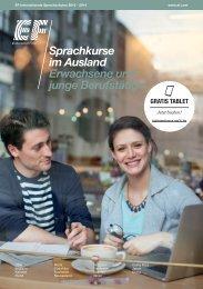 Sprachkurse im Ausland Erwachsene und junge Berufstätige