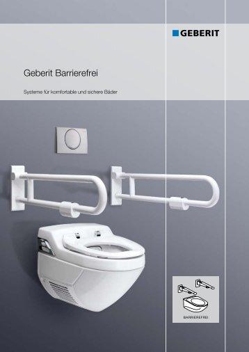 Geberit Barrierefrei