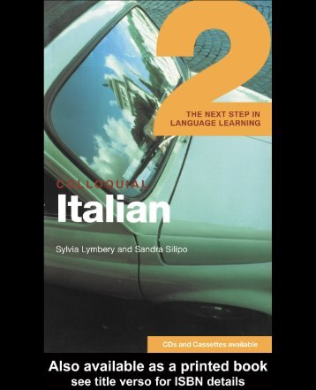 18.Colloquial Italian 2.pdf