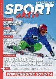 Sport Aktiv Winterguide